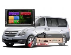 Автомагнитола для Hyundai H1, Starex Redpower 31212