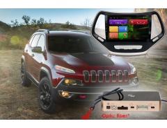 Штатное головное устройство Jeep Cherokee автомагнитола Redpower 31215 R IPS Android