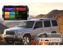 Штатная магнитола для Jeep Commander RedPower 31217 IPS