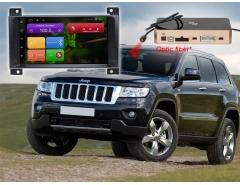 Штатное головное устройство Jeep Grand Cherokee автомагнитола Redpower 31218 IPS