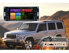 Штатная магнитола для Jeep Commander, Wrangler RedPower 31220