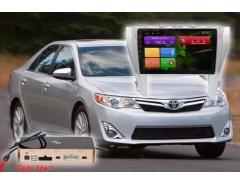 Штатное головное устройство Toyota Camry V55 автомагнитола Redpower 31231 R IPS android