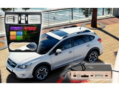 Штатное головное устройство Subaru Forester XV  автомагнитола Redpower 31262 IPS