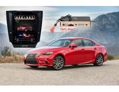 Штатное головное устройство Lexus IS автомагнитола Redpower 31300 TESLA DSP android