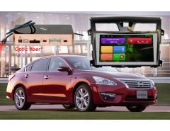 Штатное головное устройство Nissan Teana автомагнитола Redpower 31302 IPS android