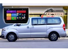 Головное устройство Android Hyundai Starex H1 RedPower 31312 R IPS DSP