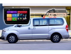 Головное устройство Android Hyundai Starex H1 RedPower 51312 R IPS DSP