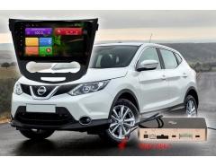 Штатное головное устройство Nissan qashqai, X-trail автомагнитола Redpower 31321 R IPS android