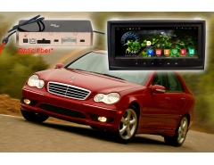 Штатная автомагнитола RedPower 31768 IPS Merceses Benz SLK-класс