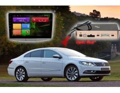 Штатное головное устройство Volkswagen Passat CC, B6 автомагнитола Redpower 31400 R IPS Android