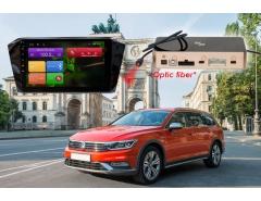 Штатное головное устройство Volkswagen Passat B8 автомагнитола Redpower 31401 R IPS Android