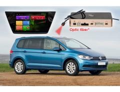 Штатное головное устройство Volkswagen Touran автомагнитола Redpower 31402 R IPS Android