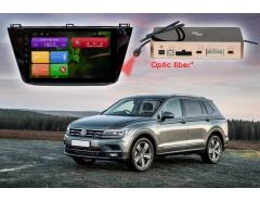 Штатное головное устройство Volkswagen Tiguan автомагнитола Redpower 31403 R IPS Android