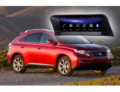 Магнитола Lexus RX автомагнитола Redpower 51419 IPS android
