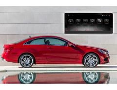Штатная автомагнитола RedPower 31613 IPS Mercedes Benz  E-class W212, C207