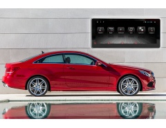 Штатная автомагнитола RedPower 51613 IPS Mercedes Benz  E-class W212, C207