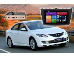 Штатное головное устройство Mazda 6 автомагнитола Redpower 31002 R IPS DSP android