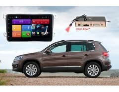 Штатное головное устройство Volkswagen автомагнитола Redpower 31004 IPS DSP на 8'' android