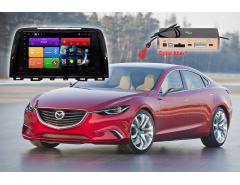 Штатное головное устройство Mazda 6 автомагнитола Redpower 31012 R IPS DSP Android