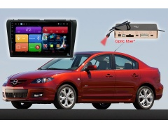 Штатное головное устройство Mazda 3 автомагнитола Redpower 31013 R IPS DSP Android