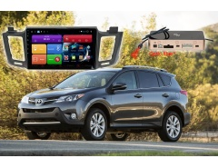 Магнитола Toyota Rav4 2012+ автомагнитола Redpower 51017 R IPS DSP Android