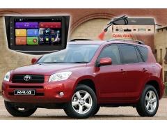 Штатное головное устройство Toyota Rav 4 2006-2013 автомагнитола Redpower 31018 IPS DSP