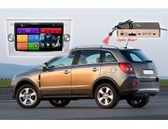 Штатное головное устройство Opel автомагнитола Redpower 31019 IPS DSP Android