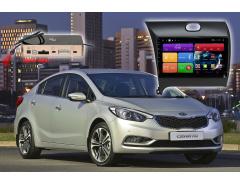 Штатное головное устройство Киа Серато автомагнитола Redpower 31032 R IPS DSP Android