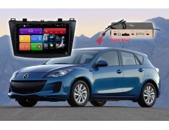 Штатное головное устройство Mazda 3 автомагнитола Redpower 51034 R IPS DSP Android