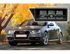 Магнитола Audi A4 автомагнитола Redpower 51044 IPS android