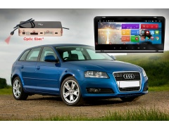 Магнитола Audi A3 автомагнитола Redpower 51049 IPS DSP android