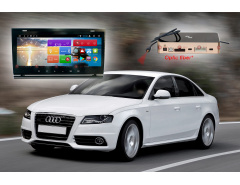 Магнитола Audi A4 автомагнитола Redpower 51050 IPS DSP android
