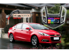 Штатное головное устройство Chevrolet Cruze автомагнитола Redpower 31052 IPS DSP android