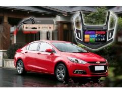 Штатное головное устройство Chevrolet Cruze автомагнитола Redpower 51052 IPS DSP android
