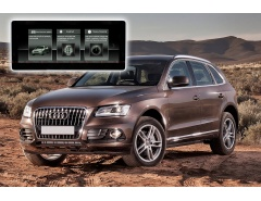 Магнитола Audi Q5 автомагнитола Redpower 51055 IPS android