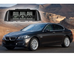 Штатная автомагнитола RedPower для BMW F10