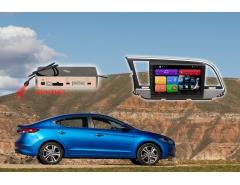 Штатное головное устройство Hyundai Elantra Redpower 51094 R IPS DSP автомагнитола android