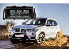 Автомагнитола для BMW X3, X4 (F25, F26)