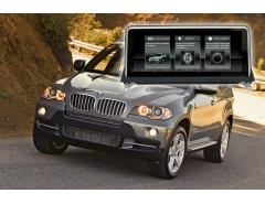 Головное устройство на BMW X5, X6 E70, E71, E72 (2007-2010 гг.)