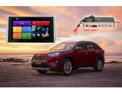 Магнитола Toyota Rav4 автомагнитола Redpower 31117 R IPS DSP Android