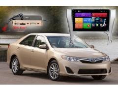 Штатное головное устройство Toyota Camry V50 автомагнитола Redpower 31131 R IPS DSP android