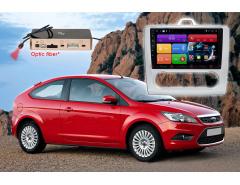 Штатное головное устройство Ford Focus автомагнитола Redpower 51136 R IPS DSP Android
