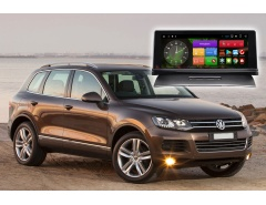 Штатное головное устройство Volkswagen Touareg автомагнитола Redpower 31143 IPS android