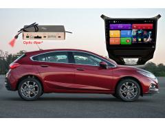 Штатное головное устройство Chevrolet Cruze автомагнитола Redpower 51152 R IPS DSP android