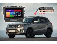 Штатное головное устройство Suzuki Vitara автомагнитола Redpower 51153 R IPS DSP android