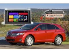 Штатное головное устройство Toyota Venza автомагнитола Redpower 51185 IPS DSP android
