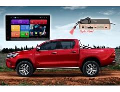 Штатное головное устройство для Toyota Hilux RedPower 31186 IPS DSP