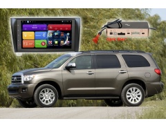 Магнитола Toyota Tundra, Sequoia автомагнитола Redpower 31188 IPS DSP android