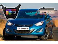 Штатное головное устройство Hyundai Elantra Redpower 31192 R IPS DSP автомагнитола android