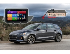 Штатное головное устройство Hyundai Elantra Redpower 31194 R IPS DSP автомагнитола android